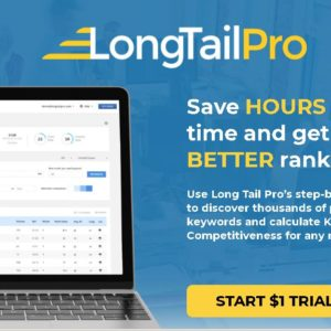 Long Tail Pro: Keyword Research Software