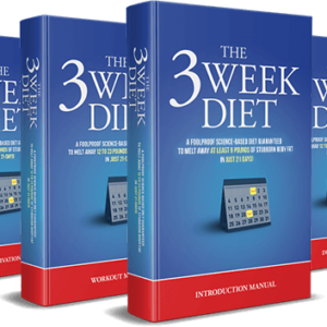 (4) The 3 Week Diet | Lose Weight In 3 Weeks | Program and Plan | Diet Book | How To Lose Weight In 21 days!