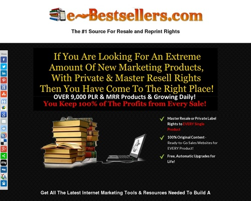 Turnkey Ebook Shop Business | Ready Made eBook Store | eBook Business for Sale