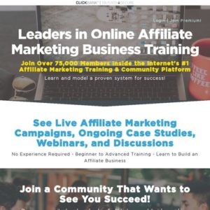 Powerhouse Affiliate Marketing Training Course Online — Powerhouse Affiliate